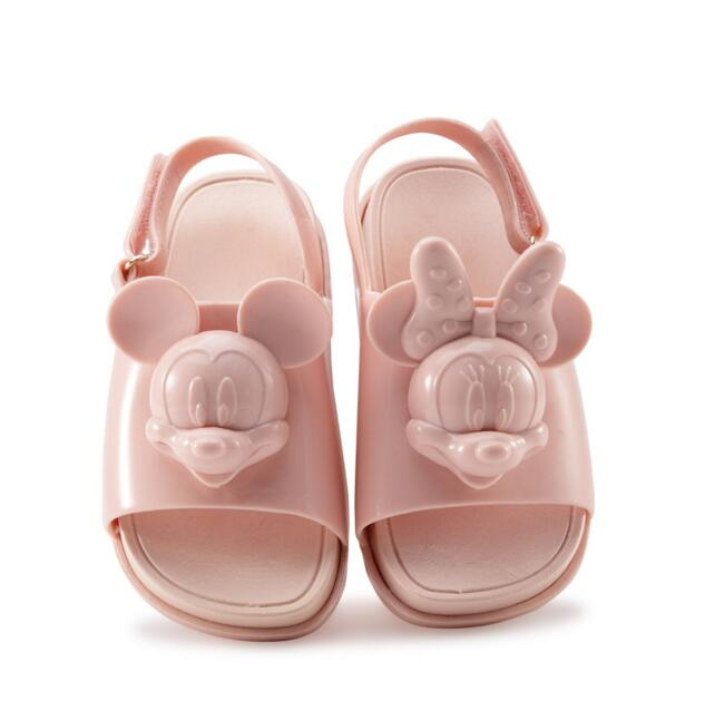 2018 summer Mini Melissa Mickey Minnie girls Crystal Jelly Shoes children anti skid Sandals kids Jelly children shoes lovely