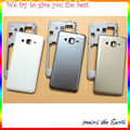Original New For Samsung Galaxy Grand Prime Duos G5308 Back Case Cover  / Middle Bezel with side button camera lens