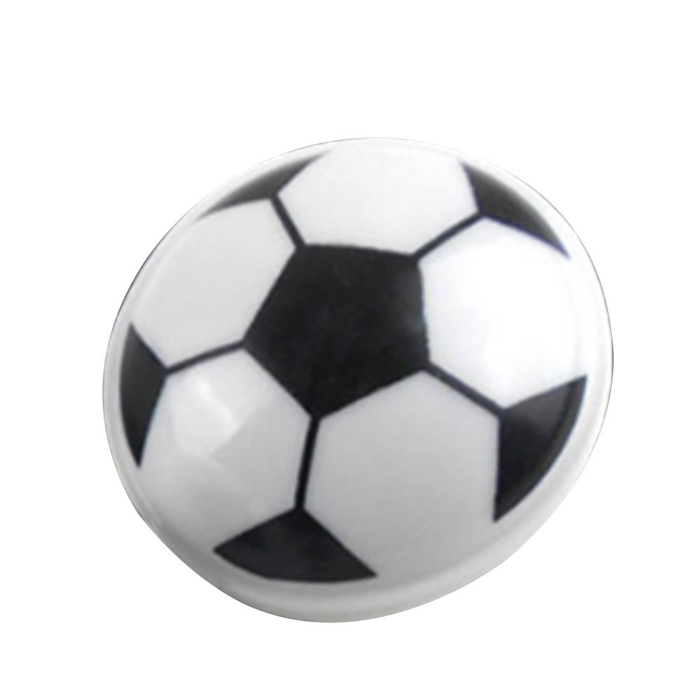 Football 360Degree Rotation Spinner Music Flashing Kids Adults Relief Stress EDC