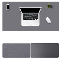 1200*600mm Large Gaming Mousepad Waterproof Anti slip PU Leather Computer Mouse Pad Office Desktop Laptop Mouse Mat Mice Gamer