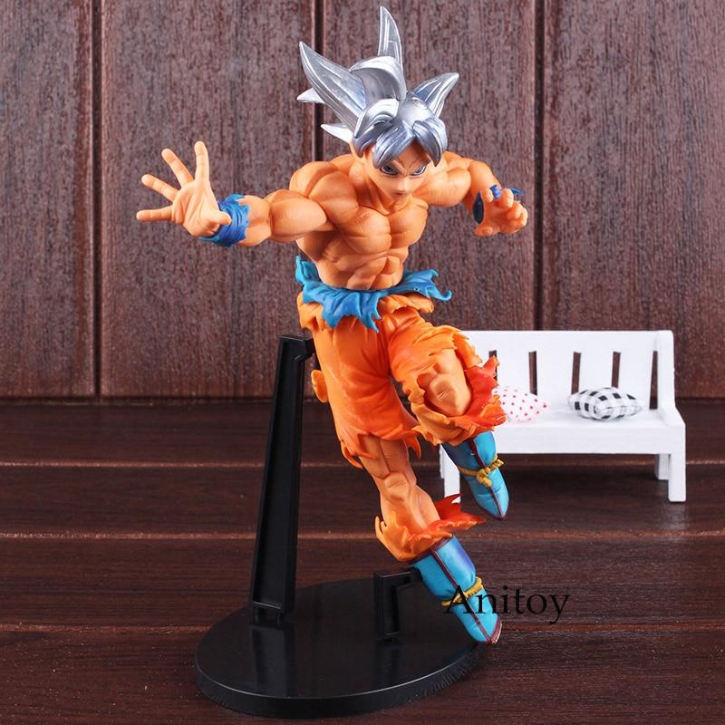 Buy Dragon Ball Z Sliver Hair Son Goku Ultra Instinct PVC Figure ultra goku instinct Collectible Model Toy Dragonball Z figures for $13.10 in AliExpress store