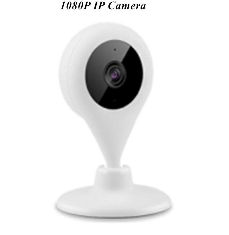 1080P Wireless Intercom Motion Detection IP Camera