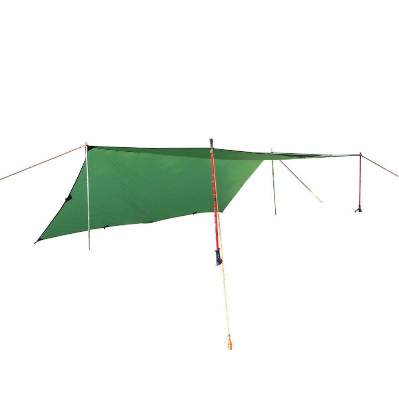 Durable Sun Shelter Beach Waterproof Tarpaulin Tent