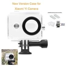 Caixa de 30 Água com Inserções Anti-fog para Xiaomi Tekcam Metros de Mergulho Caso DA Habitação À Prova D' YI Ação Acessórios Câmera
