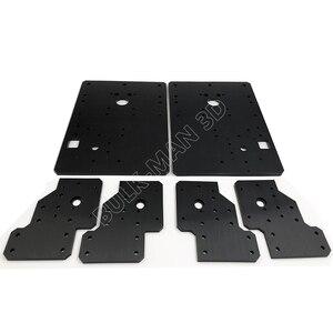 Image 4 - Kit de plaques en aluminium WorkBee CNC, vis plombée et avec ceinture pour Machine de routeur CNC, Machine à graver CNC