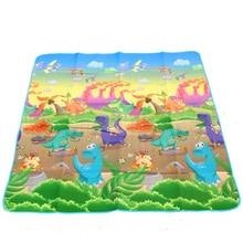 [new] Kids Rug Developing Mat Foam Baby Play Mat Outdoor matting Toys For Children Mat Puzzles Carpets tapete infantil недорого