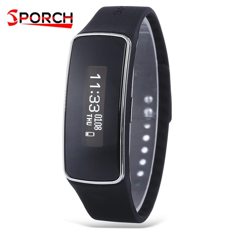 Smart Band V5S smart watch Wristband BT 4 0 Sleep Monitor Bracelet Mini Active Tracker Sedentary