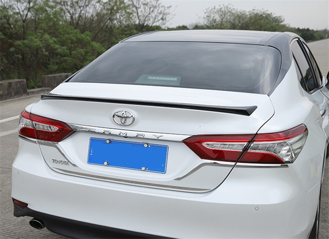 Spoiler For Toyota Camry 2018 2019 High Quality Brand New Abs Rear
