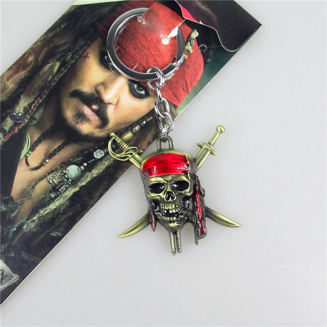 Брелок Пираты Карибского Моря Эмблема вариант 2 1