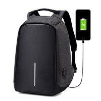 Swisswin Usb Anti Theft Waterproof Laptop Backpack Travel PC Computer Backpack For Air Pro Men Women
