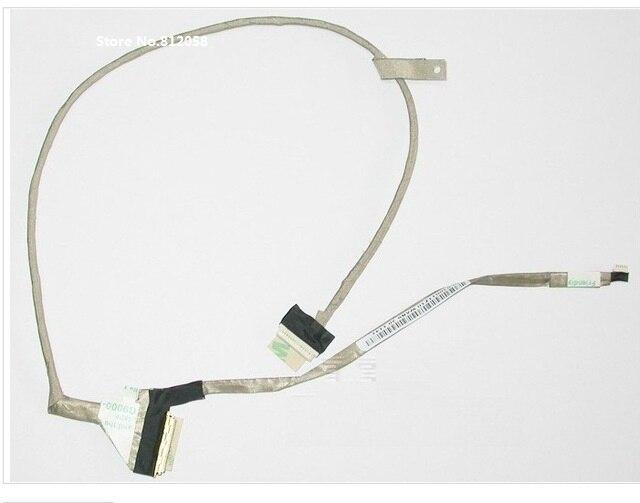 WZSM NOUVEAU LCD Flex Câble Vidéo Pour Toshiba Satellite C660 C660D C665 C665D P750 P755 ordinateur portable P/N DC020011Z10