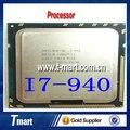 100% Работает На Intel i7 940 Процессор 2.93 ГГц/LGA1366/8 МБ Четырехъядерный процессор Полностью Протестированы