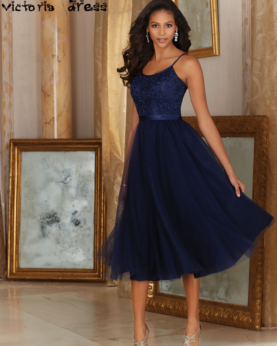 Popular african bridesmaids dresses buy cheap african for Navy blue wedding dress