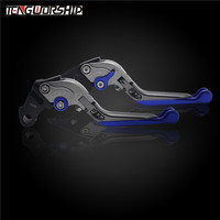 Teng Worship Fit HONDA GROM CBR250R CB190R CBR 250R CB 190R CNC Motorcycle Folding Extendable Brake Clutch Levers