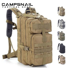 ASSAULT Multi-layer Military backpack men women Outdoor trekking camouflage molle Tactical Gear nylon Large Sport Camping bag
