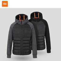 NEWEST Original Xiaomi ULEEMARK Winter Coat Men's Stitching Sports Cotton Clothing
