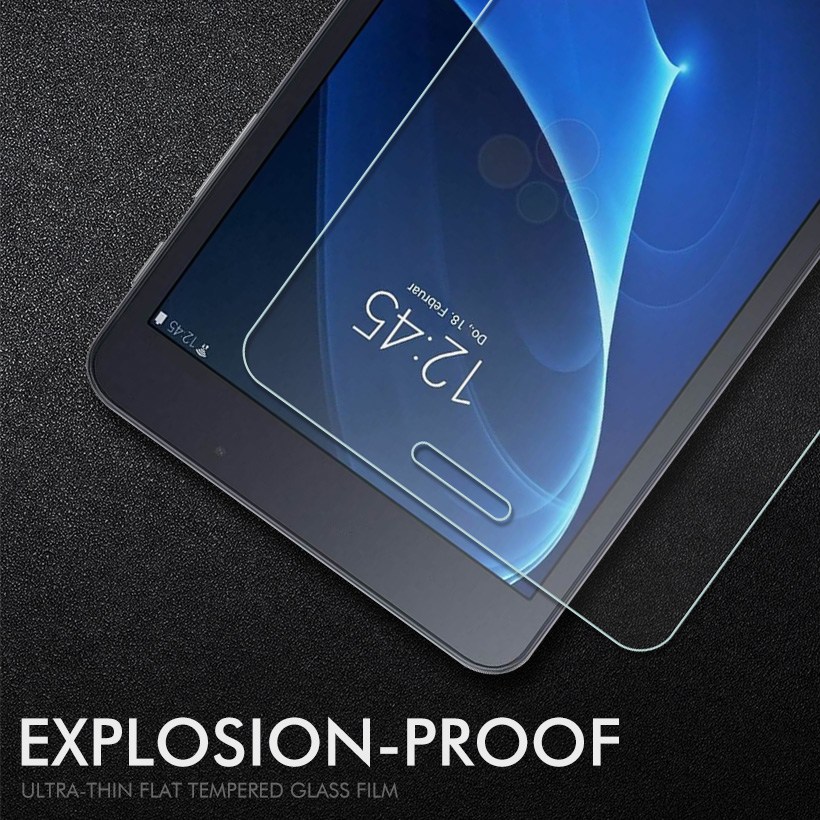 Full Covers 9H Tempered Glass For Samsung Galaxy Tab A 7.0 2016 a6 T280 T285 7.0 inch Screen Protector Protective Film