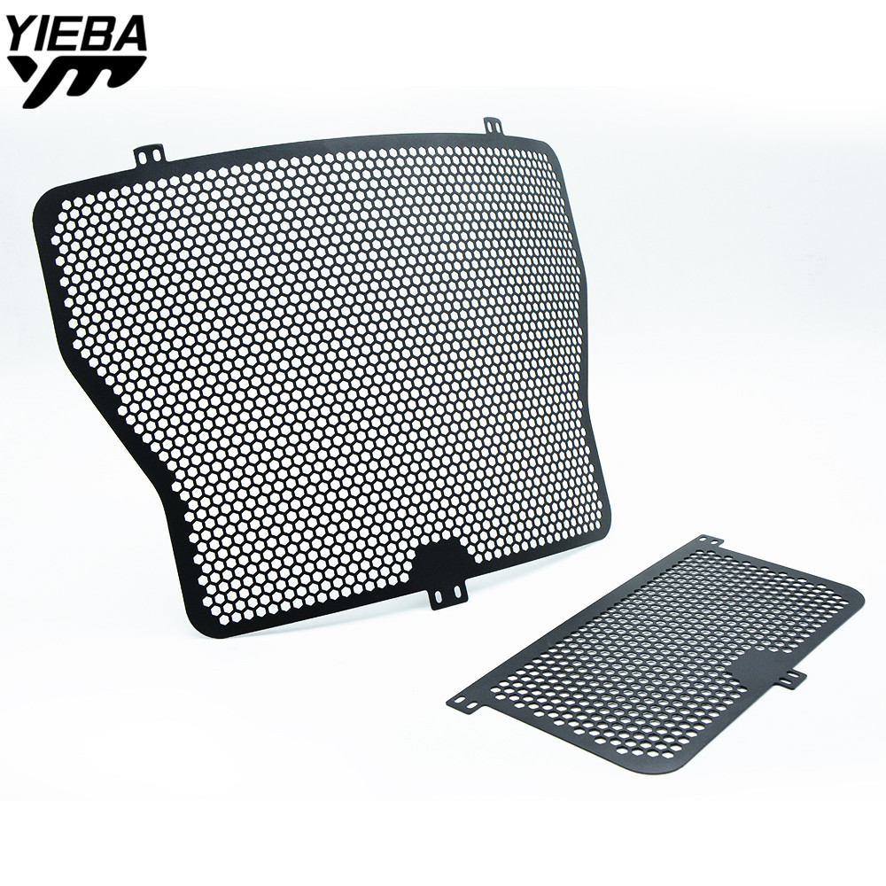 for BMW HP4 S1000RR 2014-16 S1000R 2013-2016 S1000XR 2013-2016 Motorcycle Accessorie Radiator Guard Protector Grille Grill Cover
