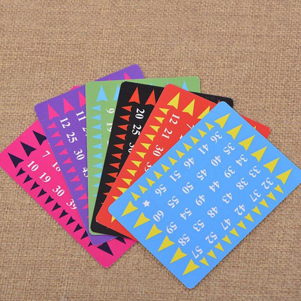 Classic Toys Magic Toys Telepathy Empathy Age Test Card Magic Props Magic Trick Novelty Funny Surprise Prank Joke Mystical