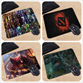Custom DOTA 2 Gaming Desk Mat Personalized Durable Mouse Pads Gaming Mice Play Mat Mousepad For Large Game Mousemat