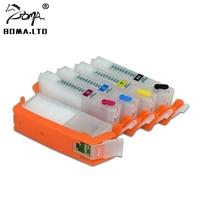 BOMA.LTD PGI 780 Cli 781 PGI 780XXL CLI 781XXL Refill Ink Cartridge For Canon PIXMA TR8570 TS8270 TS8170 TS9170 With Chip