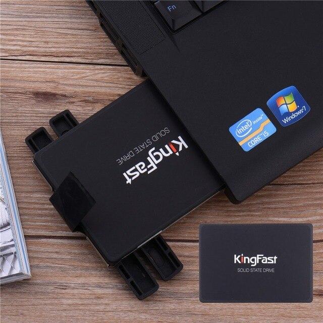 Подлинная KingFast F2 дюйма SATA2 SSD 8 ГБ 16 ГБ 32 ГБ Внутренние Твердотельные Накопители solid state disk для настольный пк/Ноутбук Dropshipping
