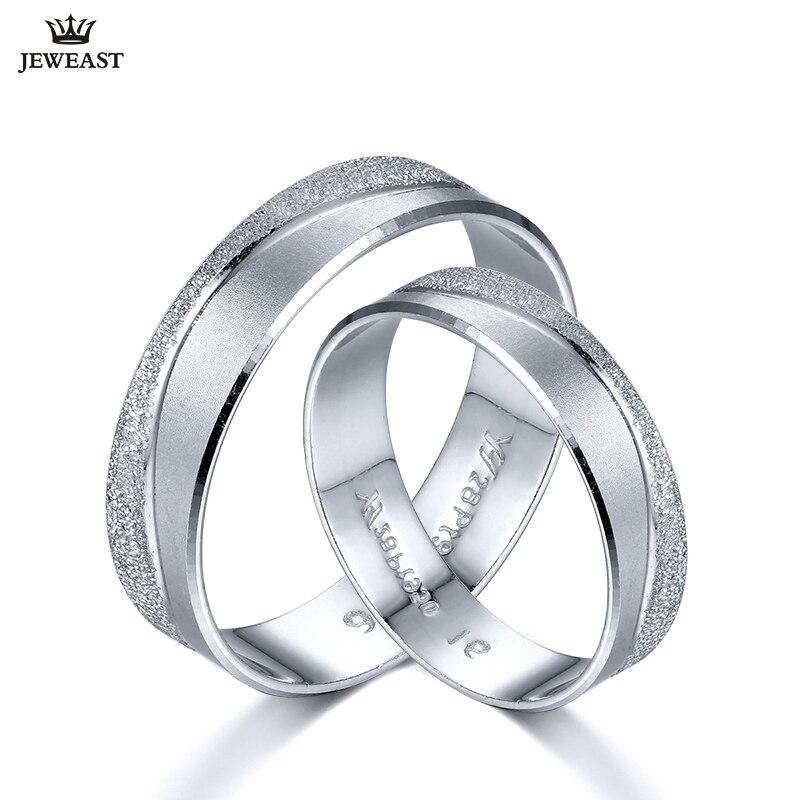 Pt950 золото Золотое кольцо реального Pt950 массивные золотые кольца хорошие красивые высококлассные Мода Классические Вечерние Fine Jewelry Лидер п...