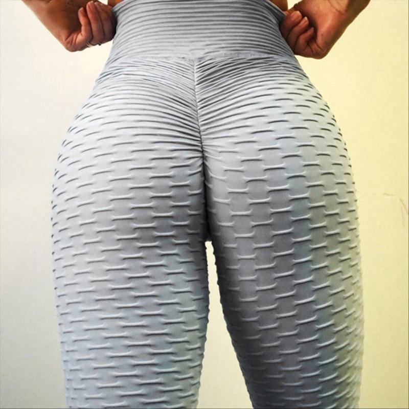 Women High Waist Fitness Leggings Fashion Female Tight Leggins Push Up Black Spandex Pants Workout Casual Sexy Leggings Лосины