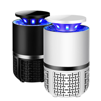 USB Electronics Indoor Mosquito Killer Trap Moth Fly Wasp UV LED Night Light Lamp Bug Insect Lights Killing Pest Zapper Repeller|Repellents| |  -