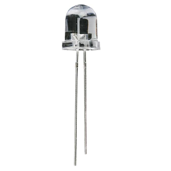 10 pcs 8 mm Output of LED IR Infrared LED Light10 pcs 8 mm Output of LED IR Infrared LED Light