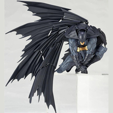 17cm Amazing Yamaguchi 009 DC Justice League Batman Super Hero BJD Figure Model Toys