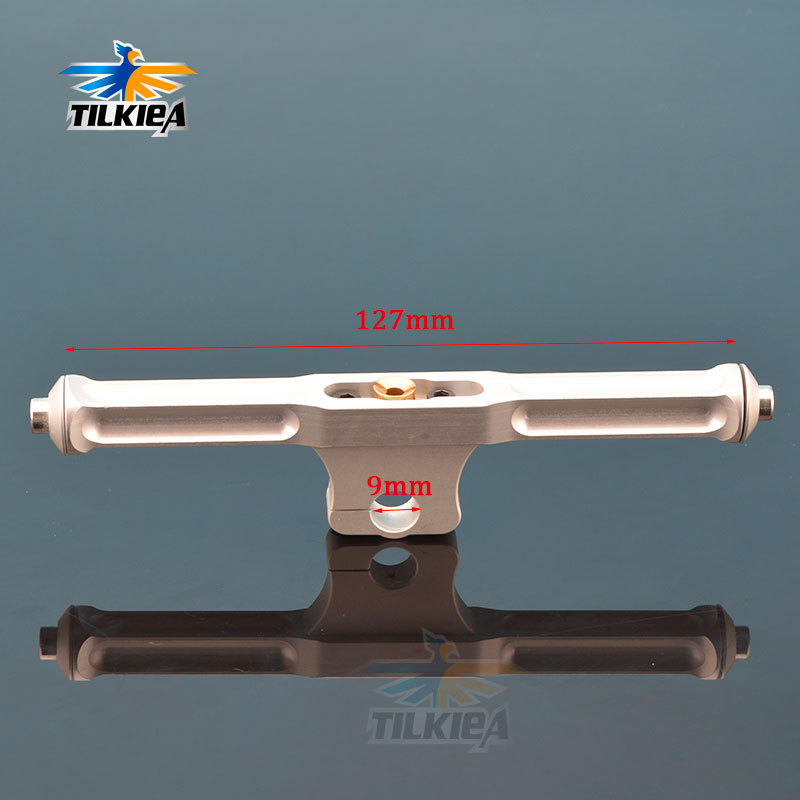"""Aluminum Strut with 1//4/"""" cable shaft 450mm Full Set RC BOAT T80"""