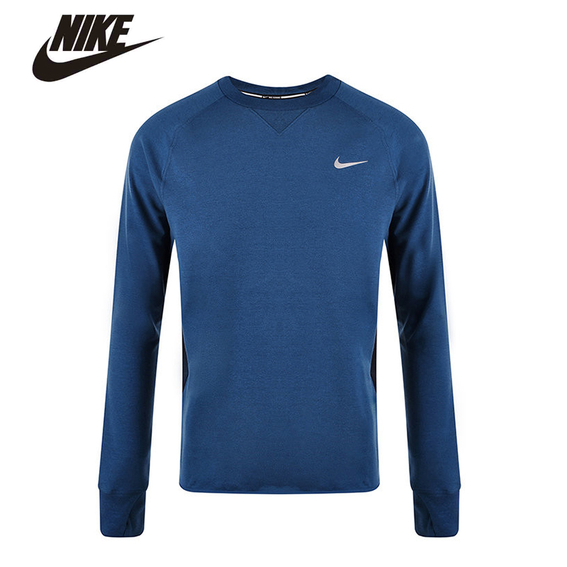font b Nike b font Men s Sweatshirts Reflective Running Shirt Long sleeves 642797 496