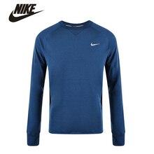 Nike Men's Sweatshirts  Reflective Running Shirt Long sleeves#642797-496