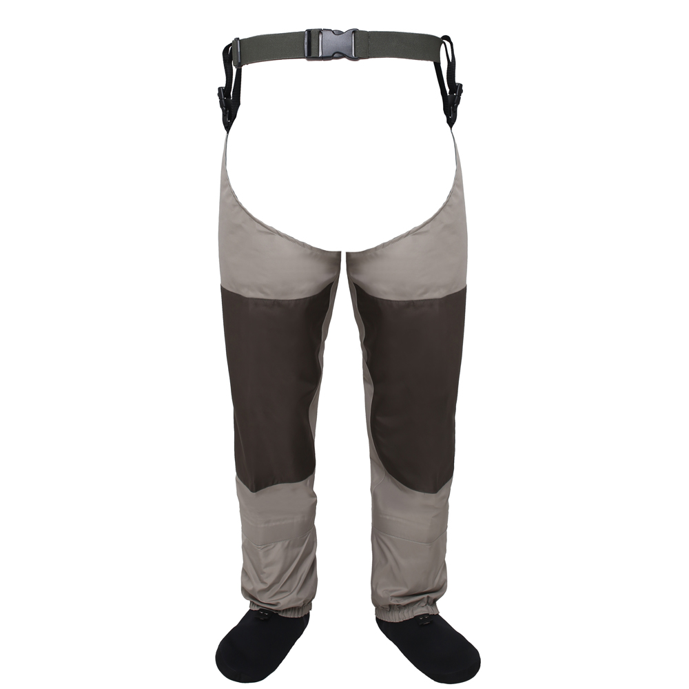Fly Fishing Breathable Thigh Waders Hunting Wading Pants Men Waterproof trousers Outdoor Leg waders Hip Wader