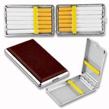 Para Mujeres Hombres 2018 venta barato + 49% de descuento caja de cigarrillos plata Vintage caja para cigarrillos egipcia soporte de regalo
