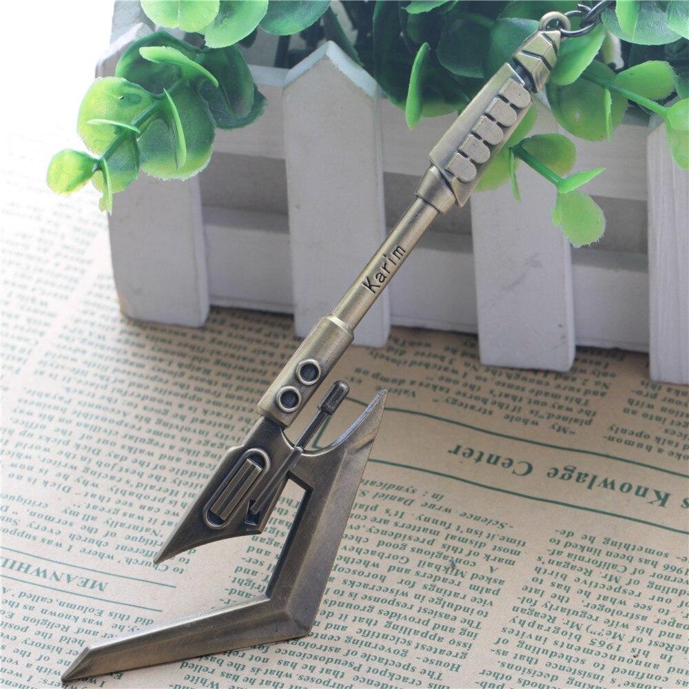 15cm LOL Weapon Series Arcade Hecarim Key Chain Ring ...