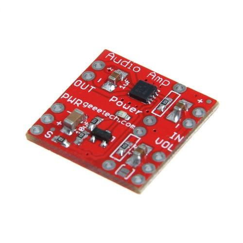 TPA2005D1 250Khz Mono Audio Amp Breakout Board class-D audio amplifier module magica italia 1 teachers guide class audio cd