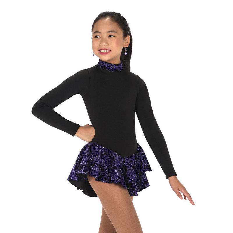 Здесь можно купить  Nasinaya Figure Skating Dress Customized Competition Ice Skating Skirt for Girl Women Kids Patinaje Gymnastics Performance 332  Спорт и развлечения