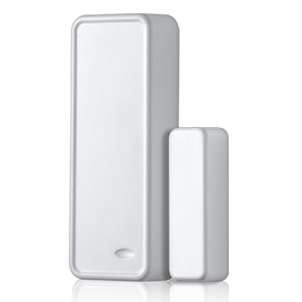 SMARSECUR Wireless Intelligent Door/Window Sensor Contact For Security GSM Wifi Alarm System 433MHZ wireless vibration break breakage glass sensor detector 433mhz for alarm system