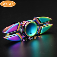 Spiner Multi Color Finger Spinner EDC Hand Fidget Toys For Autism/ADHD Anxiety Stress Relief Focus Toys Gift