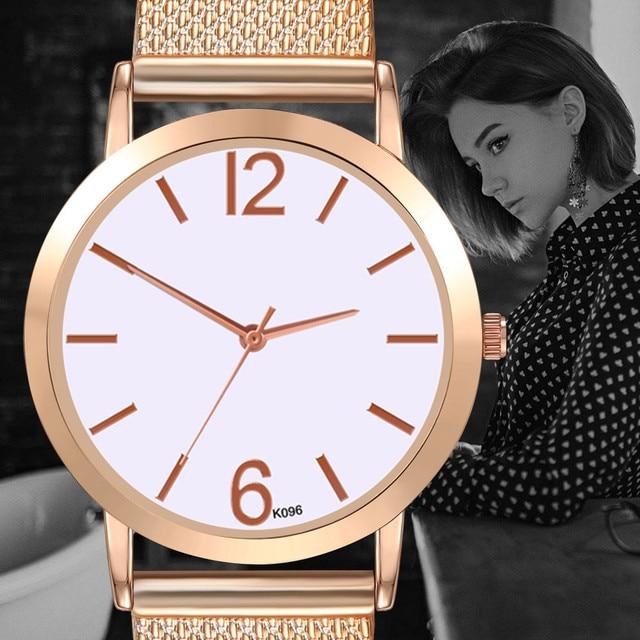 Luxury Watch Women Dress Bracelet Watch Fashion 2019 Leisure Set Auger Leather S