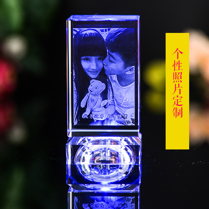 Diy Gift Ideas Birthday To Send His Girlfriend Female Friend Male Classmate Girlfriends Practical Crystal Colleague In Music Boxes From Home