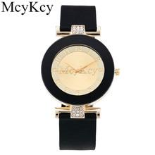 watch women 2016 New Fashion Brand Gold Quartz Watch Geneva Casual Dress Women Silicone Bracelet Watches Relogio Feminino Hot