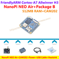 Quad-core Cortex-A7 FriendlyARM NanoPi NEO Air(512MB RAM)+CAM202+USB Power adapter+USB Cable+Heatsink=NanoPi NEO Air Package B
