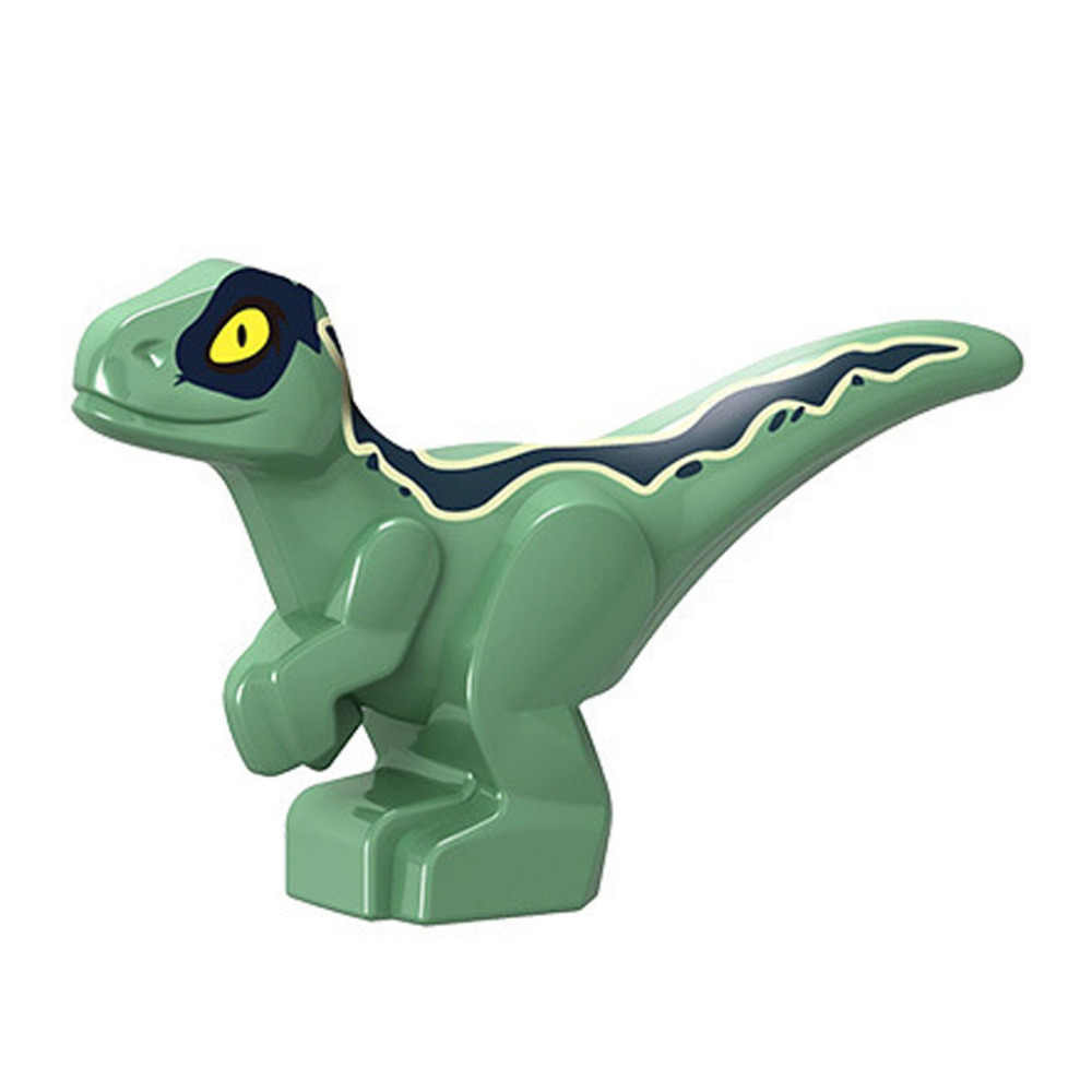 Kids Educational Simulated Dinosaur Model  Children Toy Dinosaur Tyrannosaurus Gift action figure Blocks Doll reliever D301205