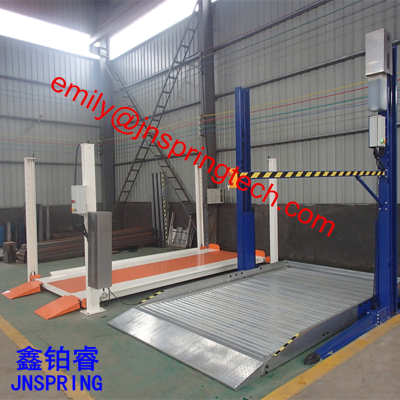 4 post double cars garage auto lifts electric hyraulic four post ...