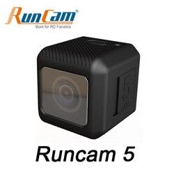 Runcam5 Runcam 5 1080 120FPS NTSC / PAL Switchable High Performance FPV video Recording Built in 950mah battery for RC Drone 56g