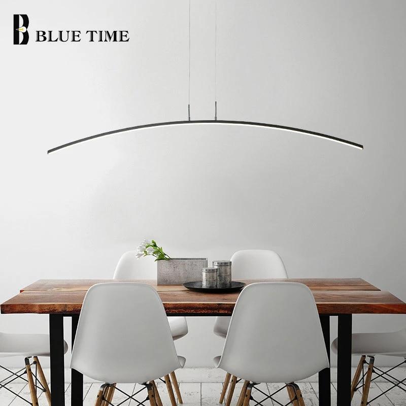 Paragliding Shape Hanging Lamp Modern Led Pendant Lights For Dining Room Living Room Kitchen Cord Led Pendant Lamp Home Fixtures Pendant Lights Aliexpress
