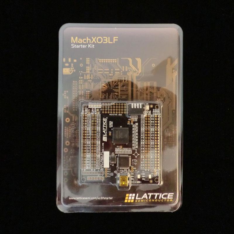 1 pcs x LCMXO3LF 6900C S EVN Programmable Logic IC Development Tools MachXO3LF StarterKit LCMXO3LF 6900C